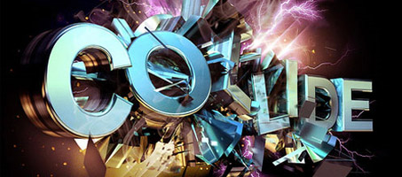 How to Create Explosive Typographic Effects photoshop