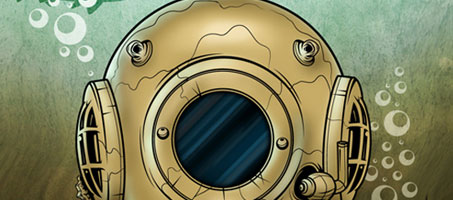Create a stunning undersea painting using Vector Packs