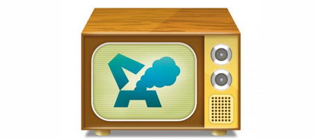 Create a Vintage TV Set Icon Using Just Illustrator