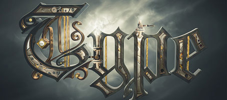 Create a Steam Powered Typographic Treatment