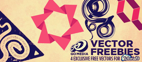 Awesome Free Vintage & Serpent Go Media Vectors