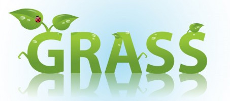 An Awesome Grass text effect in Illustrator