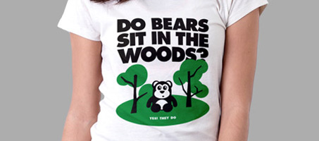 How to Create a Cute Vector Bear T-Shirt Design