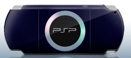 Create A Stylish And Sleek Play-Station Portable Icon