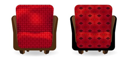 How to Make an Opulent Chair Icon Using Illustrator