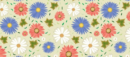 seamless pattern design tutorial using Illustrator