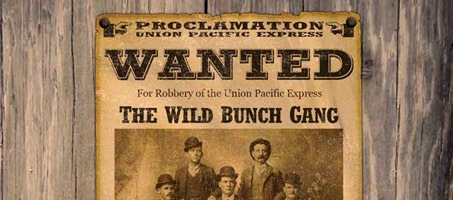 "Create a Wild Western ""Wanted"" Poster in Photoshop photoshop"
