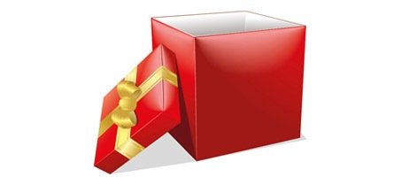 Create an Ornate 3D Gift Box using Illustrator illustrator 