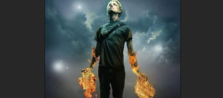 How to Create a Flaming Manipulation in Photoshop photoshop favourites