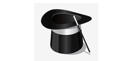Draw a Magician's Hat Design Using Illustrator