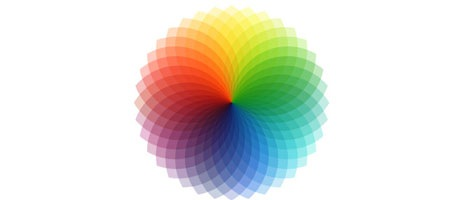 How to create illustrator full spectrum spirograph