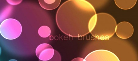 High Quality Free Bokeh Photoshop Brushes