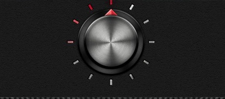 Create An Awesome Amp Controls in Photoshop