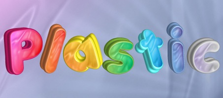 Quick Tip: How to Create a Fun 3D Plastic Text Effect
