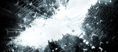 Dark Knight Rises Poster Tutorial Using Photoshop