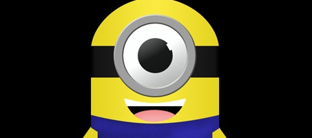 Create A Despicable Me Style Minion Illustration