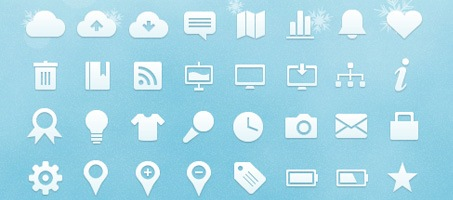 Freebie: Free Vector Web Icons (91 Icons) vectors