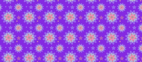 vibrant-petal-pattern