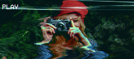 How To Create a Distorted VHS Effect in Photoshop