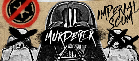 How To Create a Grungy Star Wars Propaganda Poster