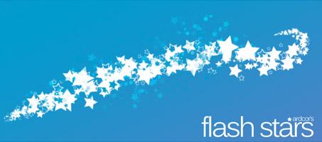 Flashy Amazing Star Shaped Brush Set by ardcor