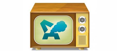 Create a Vintage TV Set Icon Using Just Illustrator