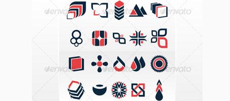 Logorado's Great Logo Designer Symbols Set