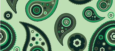 How to create a vector seamless pattern in illustrator