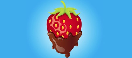 Create A Mouth watering Chocolate Covered Strawberry