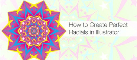 How to Create Perfect Radial Shapes in Illustrator