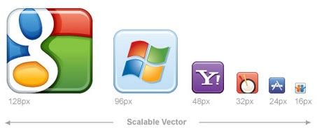 An Great Vector Social Media Icon Design Set