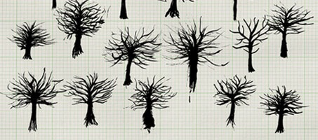 21 Ink Tree Vector Illustrations Perfect For Illustrator