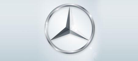 How To Create The Mercedes Car Logo Design