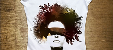How to design an impressive graphic tee in Photoshop