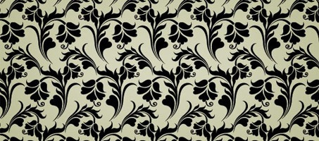 A Very Beautiful Floral Seamless Vector Pattern