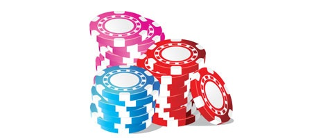 How to Create a Stack of Vector Poker Chips in Illustrator