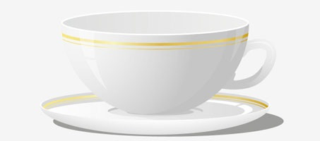 How To Create A Coffee Cup Illustration Using Illustrator