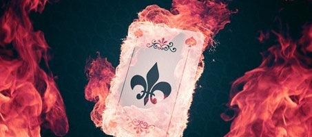 flaming-card