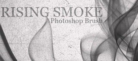 Rising Smoke Free High Quality Photoshop Brush
