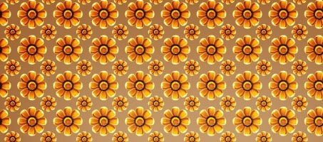 Summer Sunflower Photoshop And Illustrator Pattern