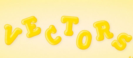 yellow-vector-text-effec