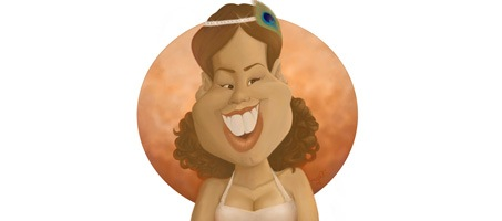 Create a Self-Portrait Caricature Illustration in Photoshop