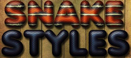 snakestyles