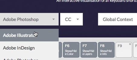 Master Adobe shortcuts with new interactive tool