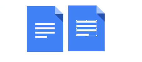 Create Google Docs Icon